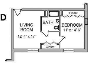 Cribbs Floor Plan D