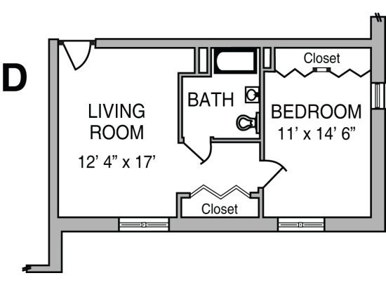 Cribbs Floor Plan D