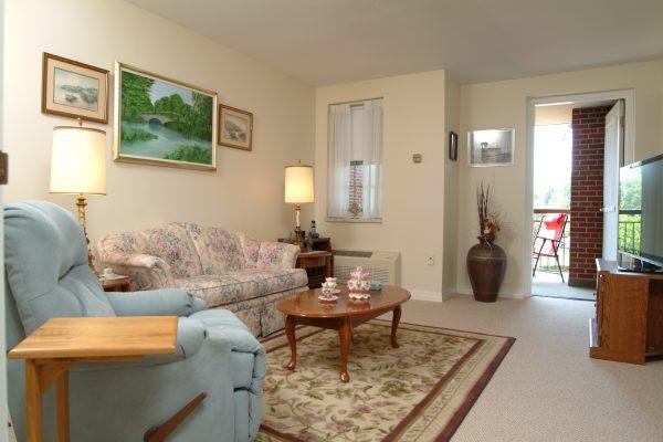Enhanced Living - Living Room
