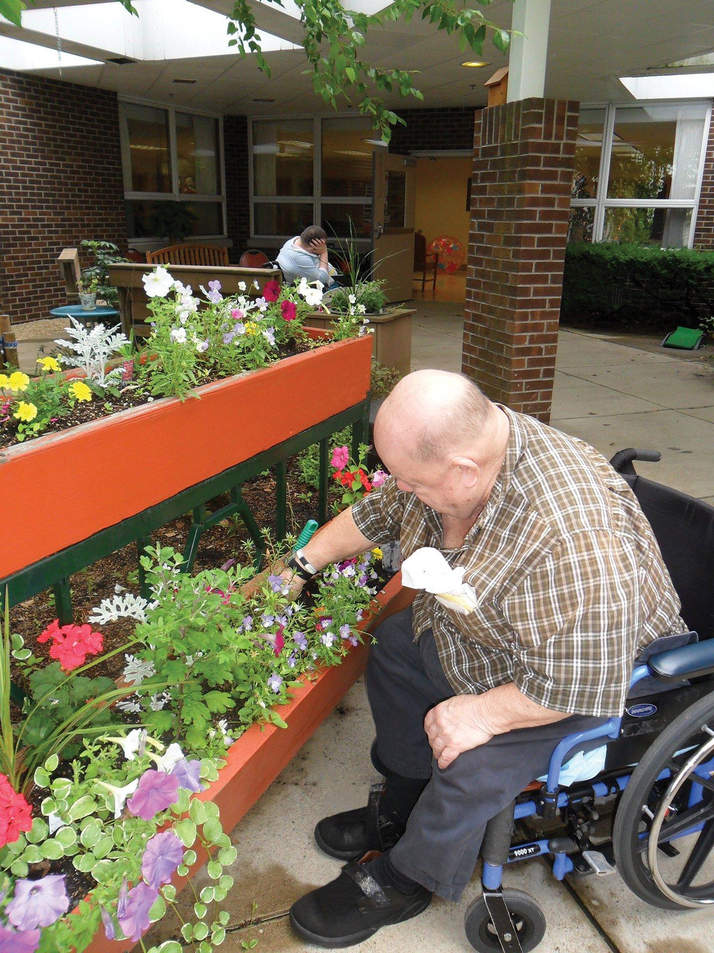 Long-Term Nursing Care - Wesbury Retirement Community