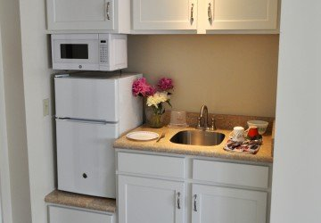 Enhanced Living - Kitchenette