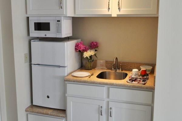 Enhanced Living - Kitchenette