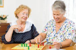 Senior-Women-Board-Game