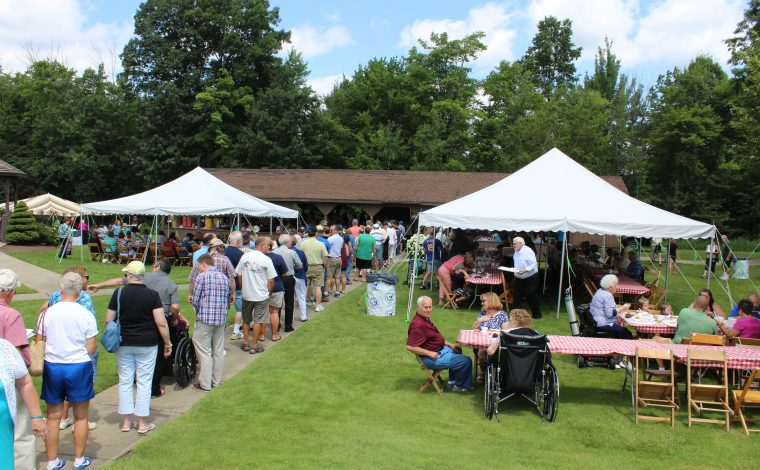 Biggest BBQ Ever! & Biggest BBQ Ever! - Wesbury Retirement Community