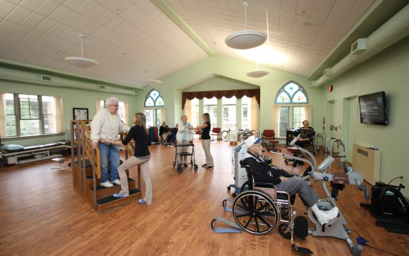 Short-Term Rehabilitation - Wesbury Retirement Community